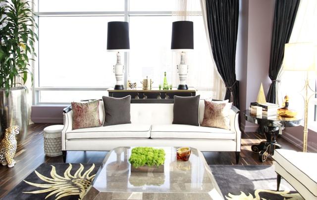 Neutral color palettes | Garrison Hullinger Interior Design